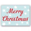 Postkarte Merry Christmas von Krima & Isa