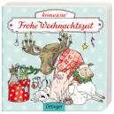 """Buch """"Frohe Weihnachtszeit"""" von Krima & Isa"""