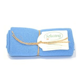Handtuch Solwang hellblau