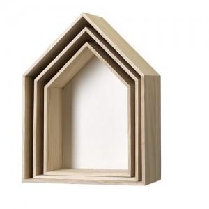 bloomingville regal set haus wei verspieltes. Black Bedroom Furniture Sets. Home Design Ideas