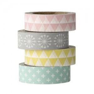 Bloomingville Masking Tape Pastell