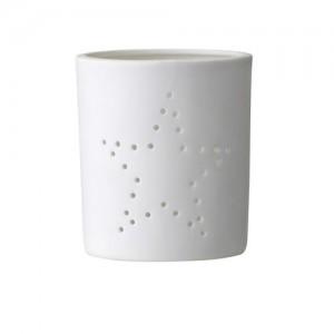 Teelicht mit Stern von Bloomingville - Verspieltes