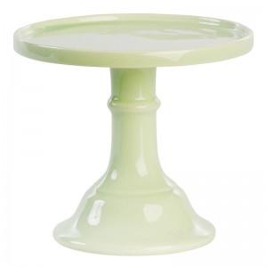 Miss Etoile Tortenplatte mintgrün klein