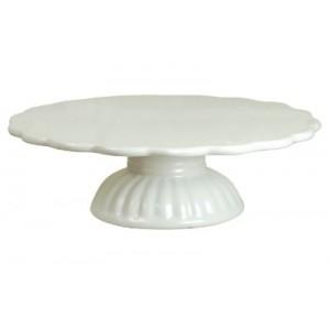 Mynte Tortenplatte weiß
